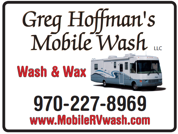 Greg Hoffman's Mobile RV Wash